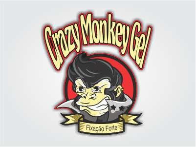 Crazy Monkey Gel